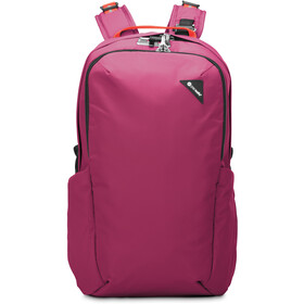 Pacsafe Vibe 25 Sac à dos, dark berry